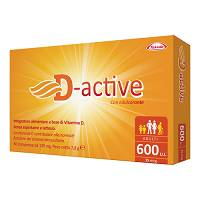 D-ACTIVE 600 UI ADULTI 60CPR