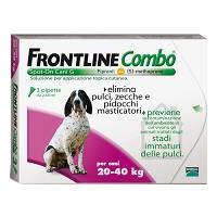 FRONTLINE Combo Speciale Cani 2,68 3 pipette