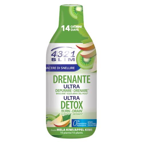 4321 SLIM ULTRA DREN ME/K280ML
