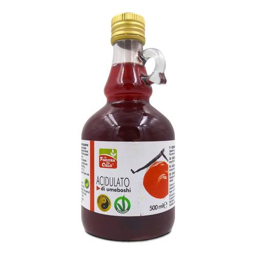 ACIDULATO DI UMEBOSHI 500ML