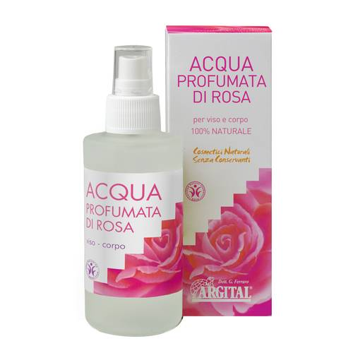 ACQUA PROFUMATA DI ROSA 125ML