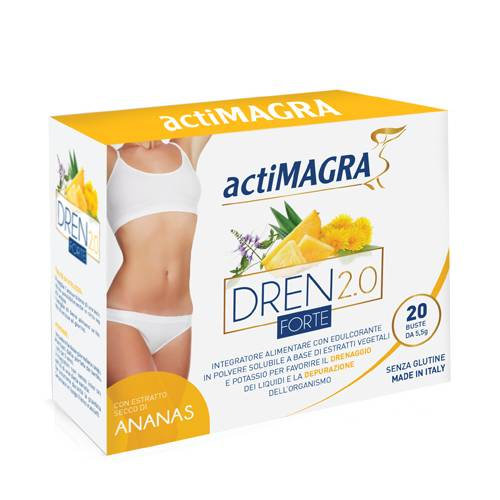ACTIMAGRA DREN FORTE 2,0 20BUS