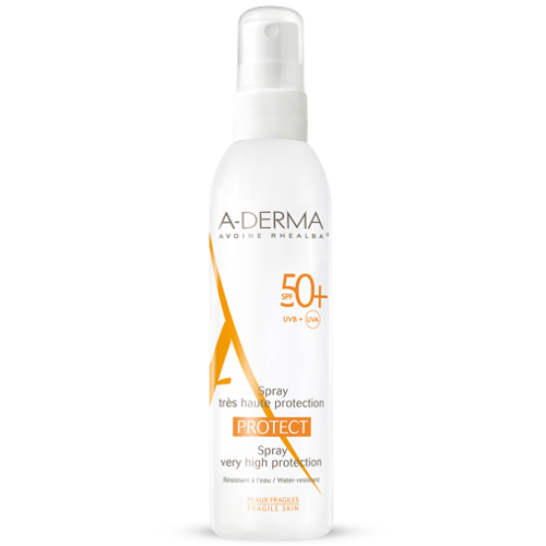 ADERMA A-D PROTECT SPRAY 50+