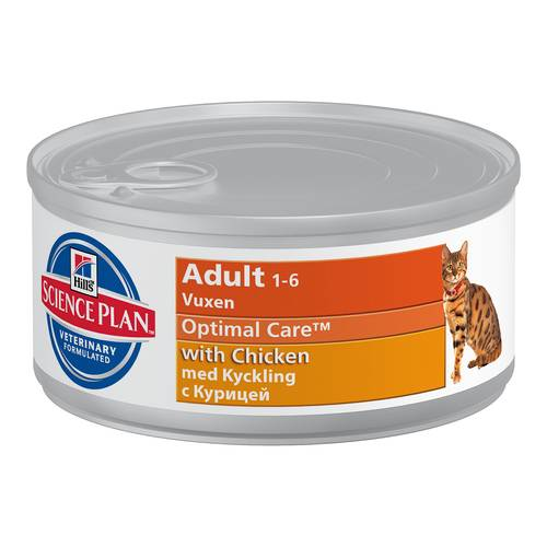 ADULT CHICKEN 156G