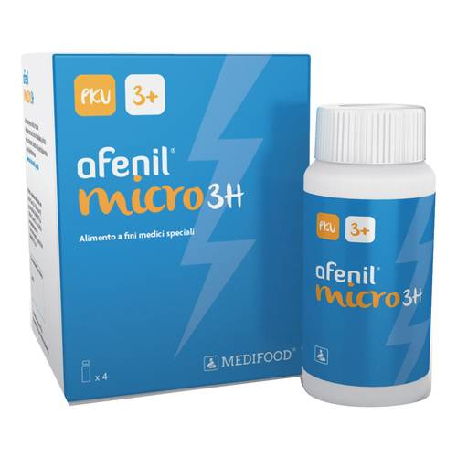 AFENIL Micro 3H Miscela 4x100 g