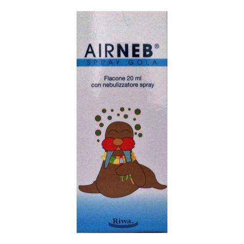 AIRNEB SPRAY GOLA 20ML