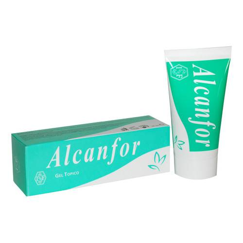 ALCANFOR GEL TOPICO 50ML