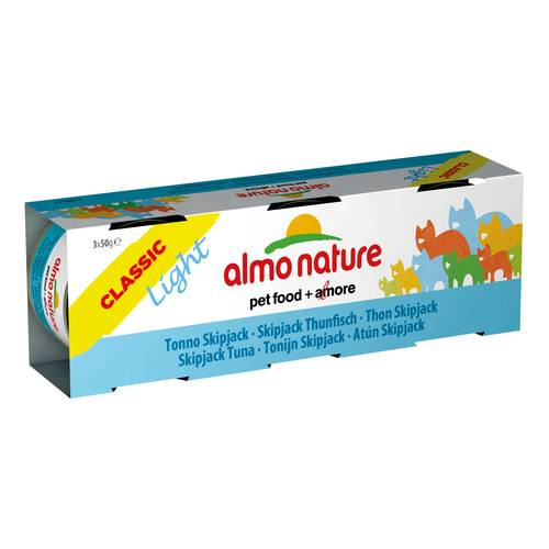 ALMO NATURE CAT LIGHT TON/SK50