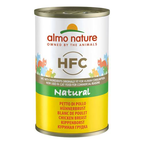 ALMO NATURE CAT PETTO POL 140G