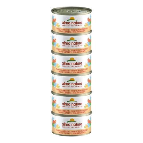 ALMO NATURE CAT TONNO GAMBER70
