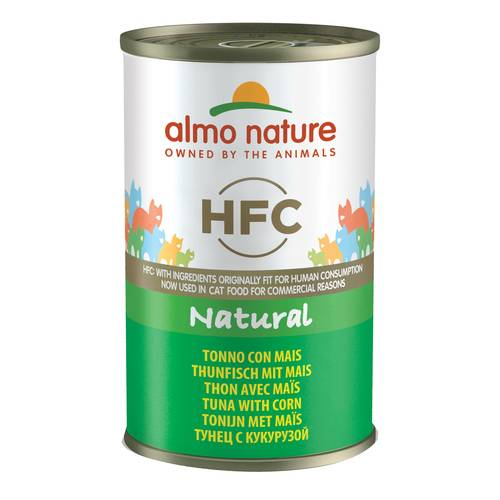 ALMO NATURE CAT TONNO/MAIS 140
