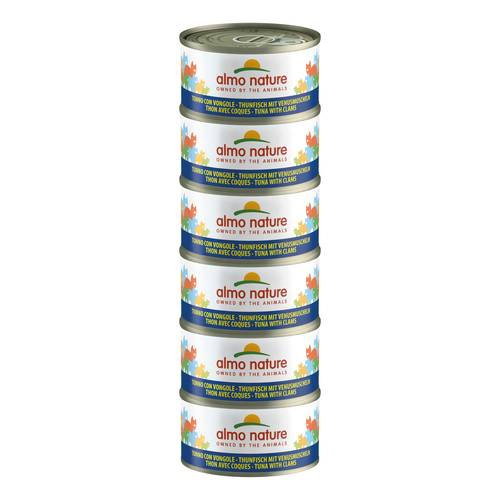 ALMO NATURE CAT TONNO VONGOL70