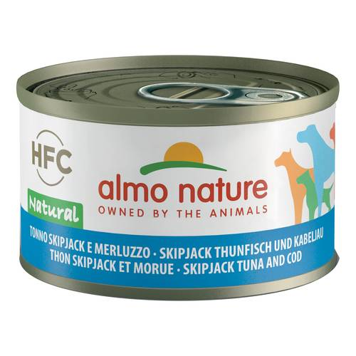 ALMO NATURE DOG TONNO SKIP JAC