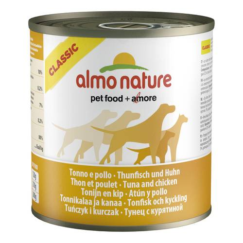 ALMO NATURE TONNO&POLLO