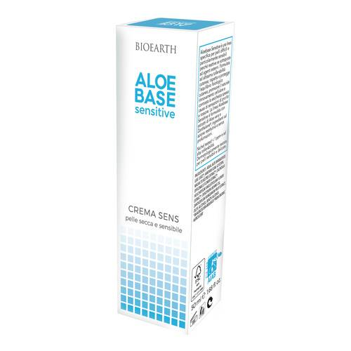 ALOEBASE SENSITIVE CREMA CALM 50 ml