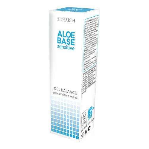 ALOEBASE SENSITIVE GEL BAL50ML