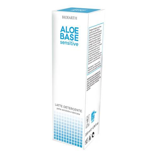 ALOEBASE SENSITIVE LATTE DET
