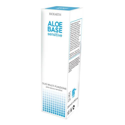 ALOEBASE Sensitive Olio Detergente 200 ml