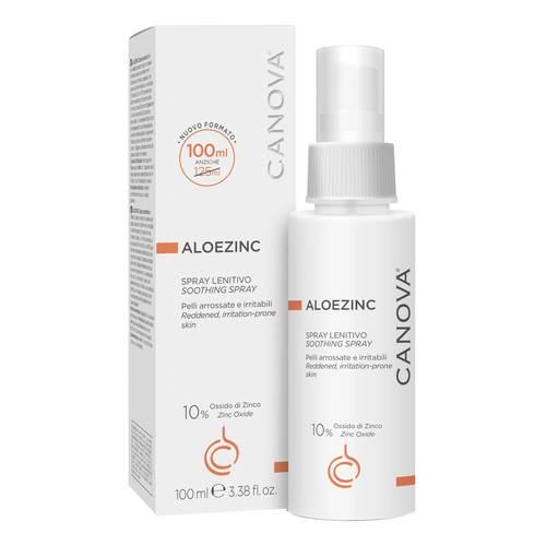 ALOEZINC SPRAY CANOVA 100ML