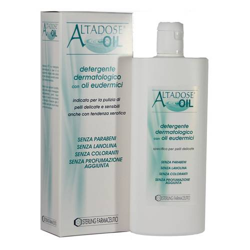 ALTADOSE OIL OLIO DET 400ML