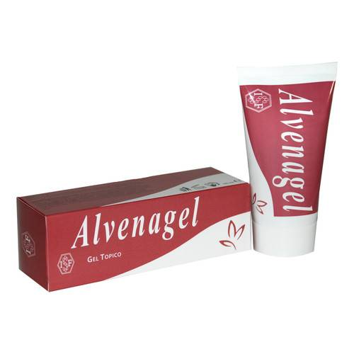 ALVENAGEL GEL TOPICO 50ML