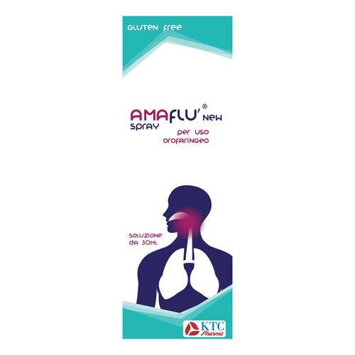 AMAFLU' SPRAY GOLA 30ML