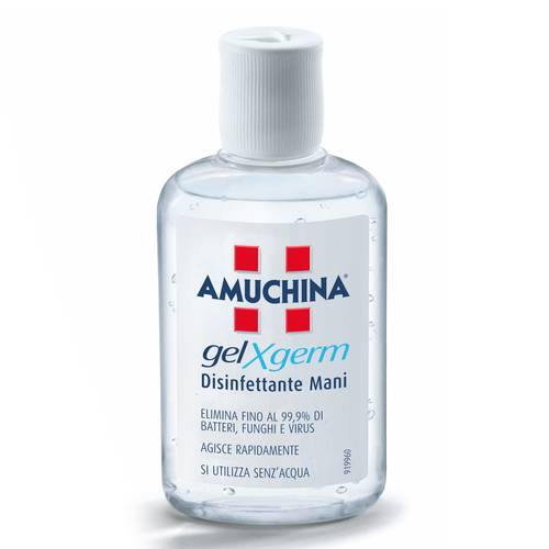 AMUCHINA Gel Igienizzante Mani 80 ml