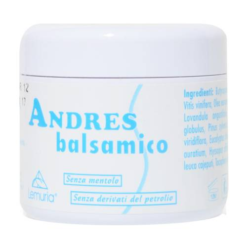 ANDRES BALSAMICO CR 30ML
