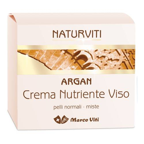 ARGAN CREMA VISO NUTRIENTE40ML