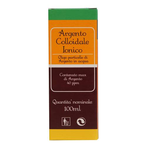 ARGENTO COLL ION 40PPM 100ML