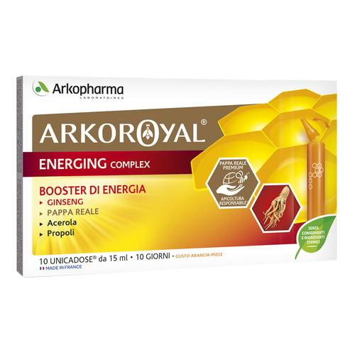 ARKOROYAL ENERGING COMPLEX 10F