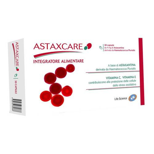 ASTAXCARE 30CPS