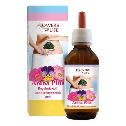 ATENA PLUS 50ML FLOWERS OF LIF