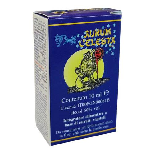 AURUM Celesta Integratore Liquido 10 ml