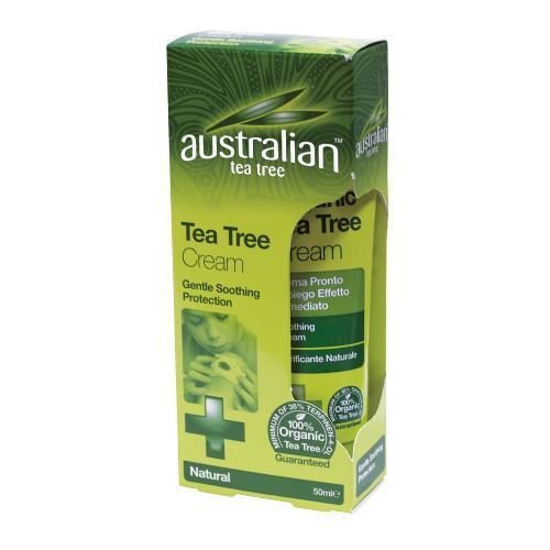 AUSTRALIAN TEA TREE ANTISEPTIC