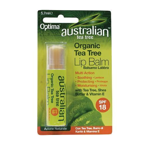 AUSTRALIAN TEA TREE LIP BALM