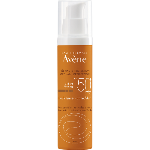 AVENE SOL COL FLU SPF50+ 50ML