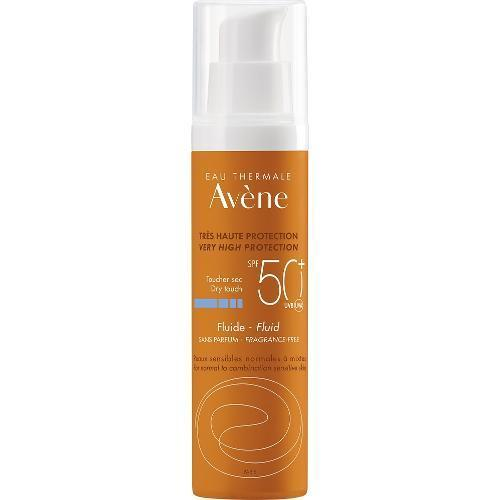 AVENE SOL FLUID 50+S/PROF 50ML