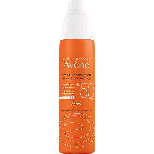 AVENE SOL SPRAY SPF50+ 200ML