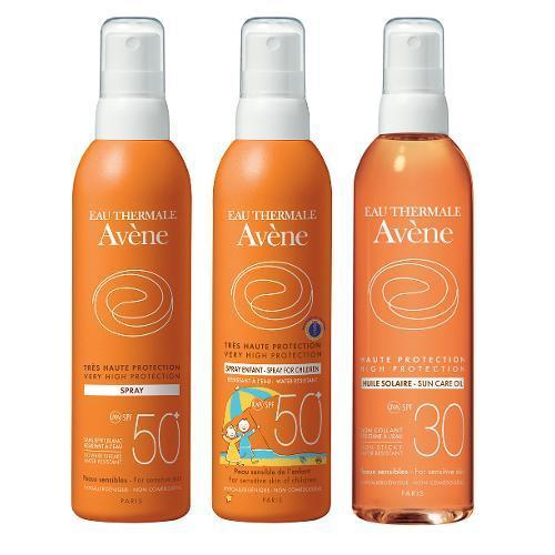 AVENE SOL SPRAY SPF50+ BB