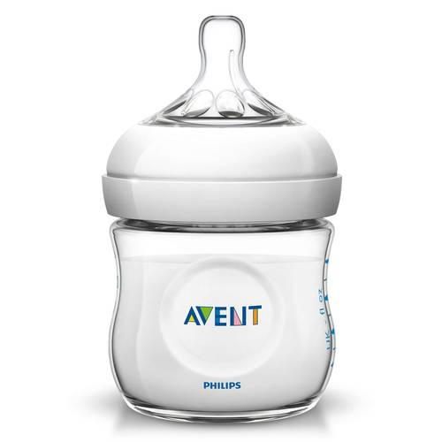 AVENT BIBERON NATURAL 125ML