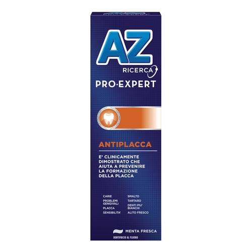 AZ PROEXPERT ANTIPLACCA 75ML