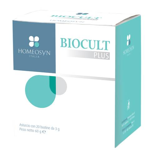 BIOCULT PLUS 20BUST