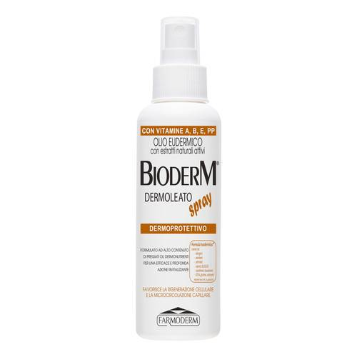 BIODERM DERMOLEATO SPRAY 125ML