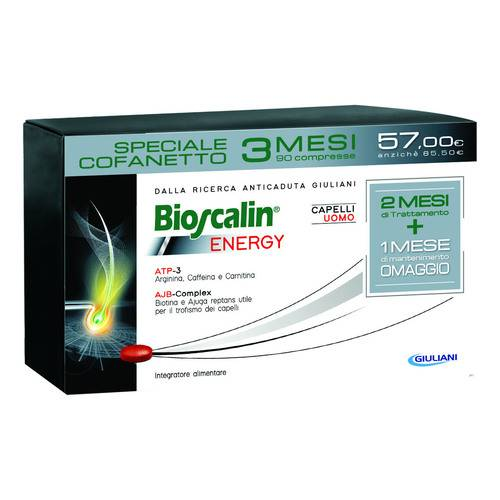 BIOSCALIN ENERGY 90CPR PROMO