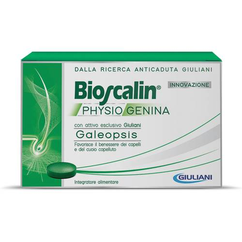 BIOSCALIN PHYSIOGENINA 30CPR