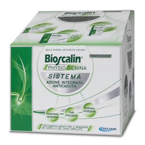 BIOSCALIN PHYSIOGENINA SISTEMA