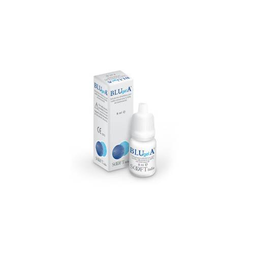BLU GEL Collirio  8 ml