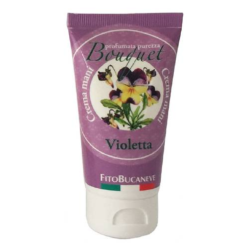 BOUQUET crema mani VIOLETTA 50ml