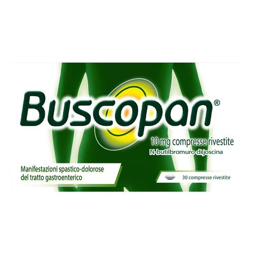 BUSCOPAN COMPOSITUM 30Cpr